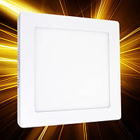 Накладной светильник 300x300 24W IP20, фото 1
