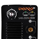 Сварочный аппарат IGBT Dnipro-M SAB-250N, фото 7