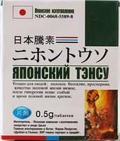 Японский Тэнсу 16 таблеток для супержесткой потенции, фото 1