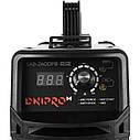 Сварочный аппарат IGBT Dnipro-M SAB-260DPB + Маска сварщика WM-46, фото 6