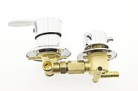 Змішувальний вузол для гідробоксу, душової кабіни на три положення ckl3090fg (Оригінал)