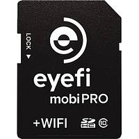 Карта памяти Eyefi 32GB Mobi Pro SDHC Wi-Fi передает RAW и создает сеть WiFi