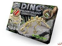 Набор для проведения раскопок  DINO PALEONTOLOGY ,  Стегозавр , DP-01-01