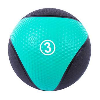 Мяч медбол IronMaster 3кг, d=22см