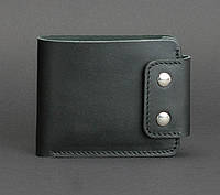 Кожаное мужское портмоне Zeus 9.0 (черное), фото 1