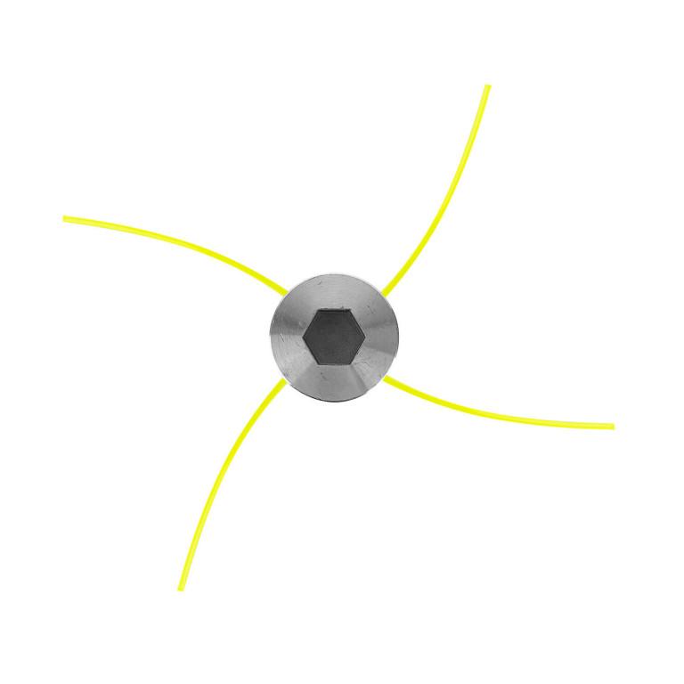 Алюминиевая насадка для триммеров Foresta TH-044