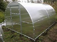 Теплица термос «Thermos 3*6» под сотовый поликарбонат 4 мм