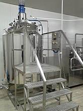 Котел для производства  горчицы