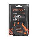 Рулетка Dnipro-M Multi Fix 5 м*25 мм, фото 6