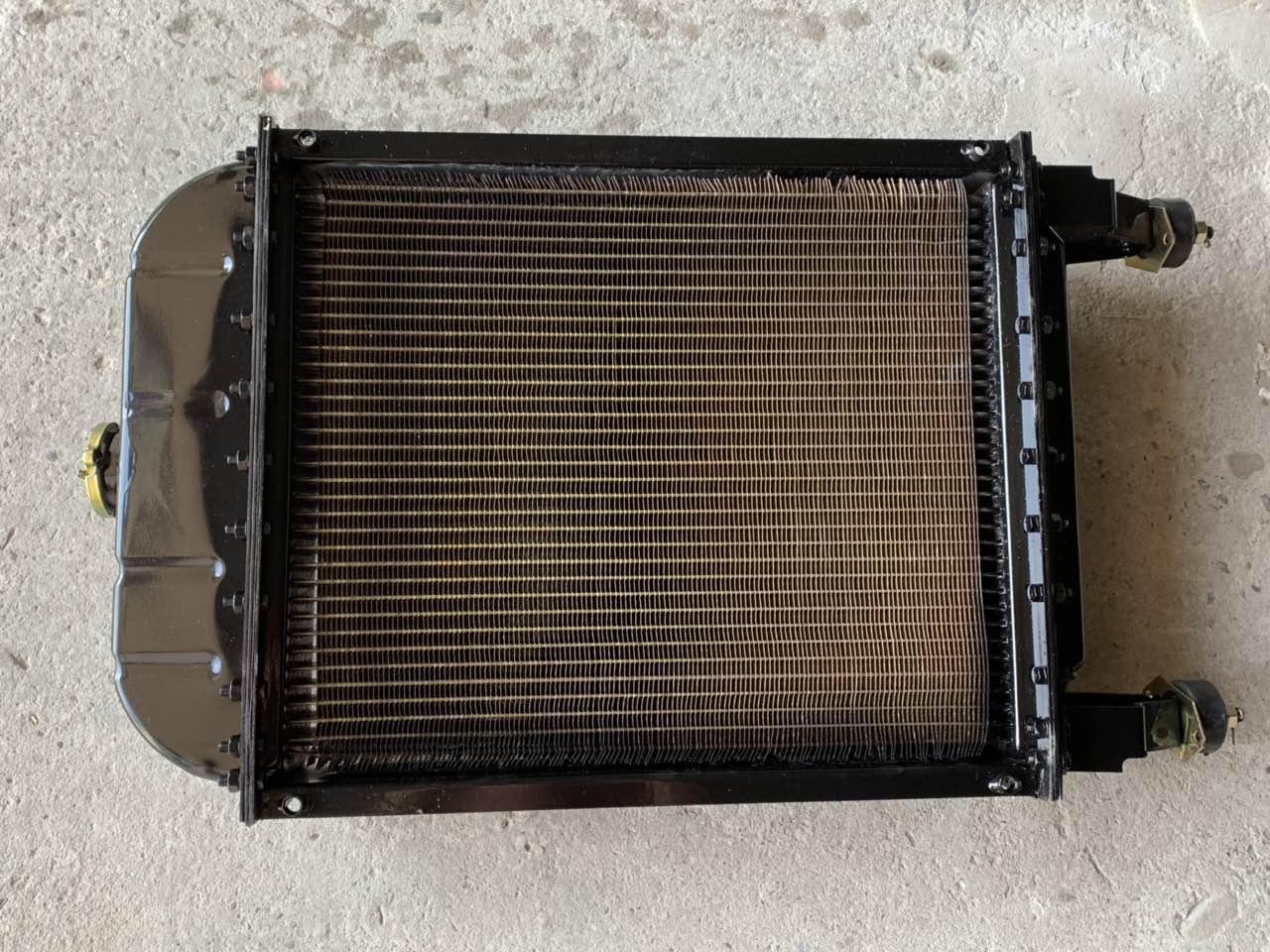 Радиатор водяного охлаждения Медный  МТЗ 1221,-1222 с дв.Д 260.2 (5-х рядный)