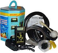 Система автоматичного крапельного поливу АкваДуся Start 50 з РКІ (cистема капельного полива с ЖКИ)