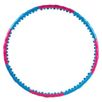 Обруч разборной 2 ряда шариков, 3002
