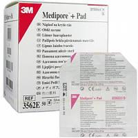 Медипор+Пад 3М (Medipore+ Pad) 6х10см пов'язка адгезивна для ран