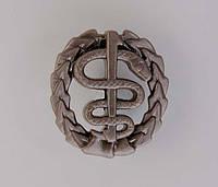 Эмблема медицинской и ветеринарной службы (полевая) Старого образца