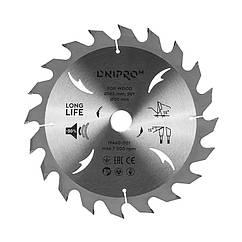 Пильный диск Dnipro-M 185 20/16 20Т