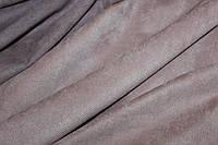 Ткань замш диагональ. цвет беж №522, фото 1