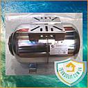 Гидроаккумулятор из нержавейки 24л горизонтальный GIDROTEH PTH24SS с нержавеющим фланцем, фото 2