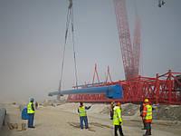 Аренда кранов грузоподъёмностью 150 - 600 тонн