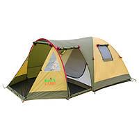Палатка 3-х местная GreenCamp 1504