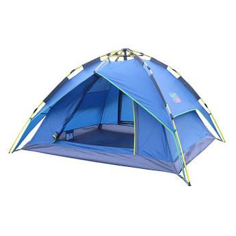 Палатка 3-х местная GreenCamp 1831.