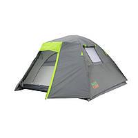 Палатка 4-х местная GreenCamp 1013-4.