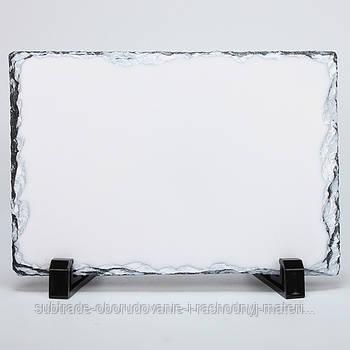 Фотокамень (сланец) сублимационный 15*20 см