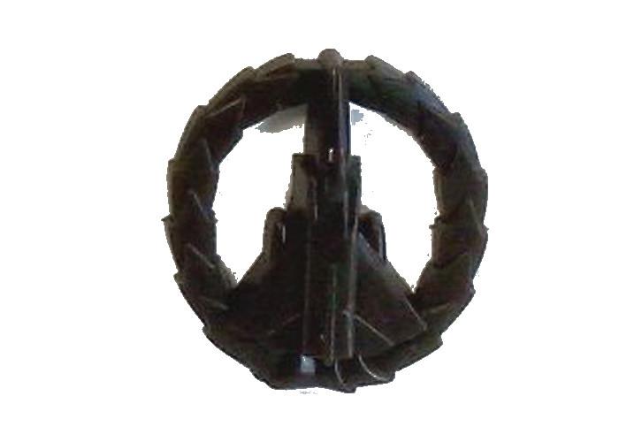 Эмблема военно-воздушных сил  (полевая) . Старого образца