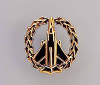 Эмблема военно-воздушных сил  (зототистая) . Старого образца