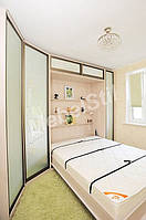 Шкаф-кровать-трансформер со шкафом-купе