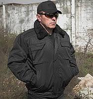 Куртка титан с капюшон