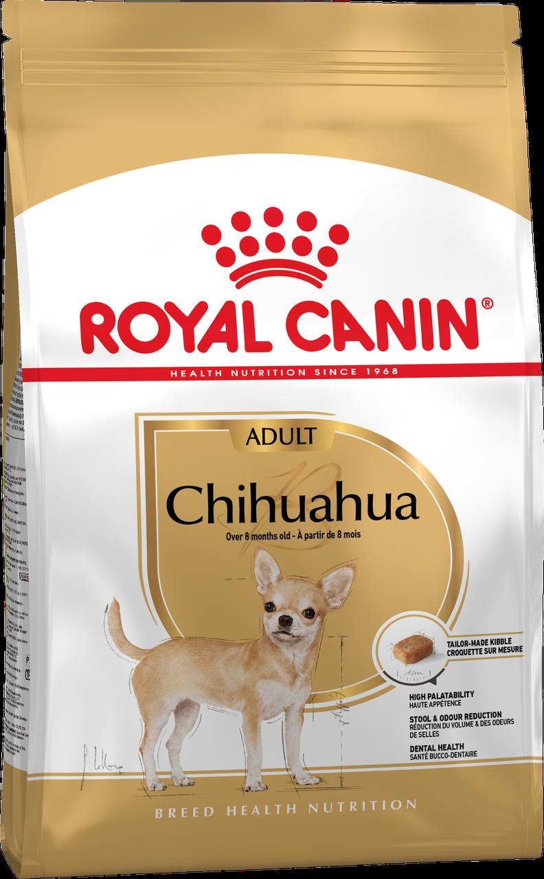 Корм для собак породы чихуахуа Royal Canin CHIHUAHUA ADULT 1,5 кг