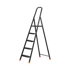 Лестница-стремянка Dnipro-M стремянки стальные 5 ст 182 см