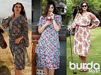 7 лучших моделей легких платьев размера plus