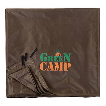 Пол дополнительный для палатки, тента, 300*300 cм, коричневый.
