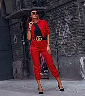 Модный женский костюм
