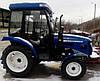 Трактор с кабиной
