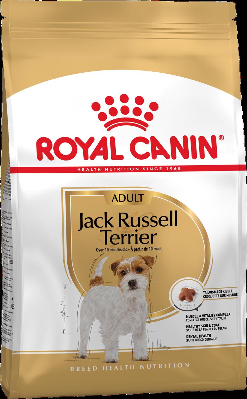 Корм для собак породы джек рассел терьер Royal Canin JACK RUSSEL ADULT 3 кг