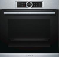 Духовой шкаф Bosch HBG 635BS1 (электрическая, 71 л )