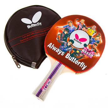 Ракетка для настільного тенісу Batterfly 3*, 1шт