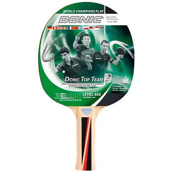 Ракетка для настільного тенісу Donic Top Teams 400