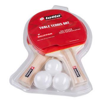 Ракетка (набор) для настольного тенниса Lotto  M3405.