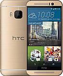Смартфон HTC One M9 золото цвет(экран 5 дюймов, памяти 3/32, емкость акб 2840 мАч), фото 2