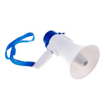 Компактный громкоговоритель, рупор с записью речи 11S, h=23,5 см