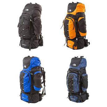 Рюкзак NorthFace 80л (Extreme 80), цвета в ассортименте.