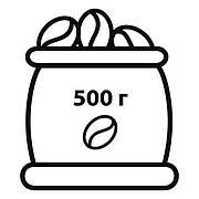 Свежеобжаренный кофе (фасовка 500 г.)