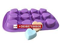 Пищевая силиконовая форма конфетки