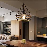 Светильник подвес в стиле скандинавский лофт DIAMOND 7546599-1 (38см)