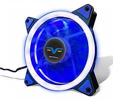 Вентилятор Frime Iris LED Fan Double Ring Blue (FLF-HB120BDR)