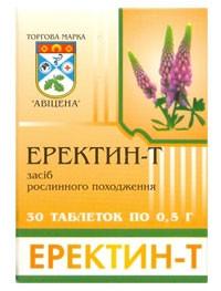 Эректин 30 табл