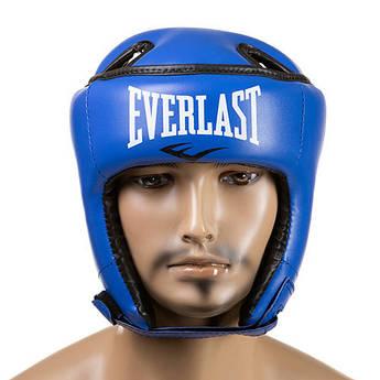 Шлем Ever, открытый, Flex, размер  L, синий..